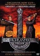Highlander 4: Endgame