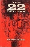 Twenty Two Letters (Puffin Books)