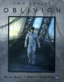 Oblivion Deluxe Edition with Collectible 3D Packaging and Concept Illustration Booklet [Blu-Ray/DVD