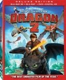 How to Train Your Dragon 2 [Blu-ray 3D + Blu-ray + Digital HD]