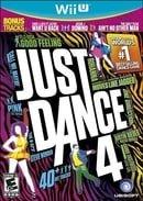 Just Dance 4 - Nintendo Wii U