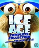 Ice Age Complete Collection: 1,2 & 3