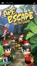Ape Escape On The Loose