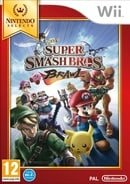 Super Smash Bros. Brawl (Nintendo Selects)