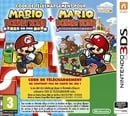 Mario and Donkey Kong : minis on the move + Mario Vs. Donkey Kong : minis march again!