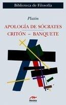 Apologia De Socrates: Criton / Banquete (Biblioteca De  Filosofia)