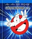 Ghostbusters / Ghostbusters II (4K-Mastered + Included Digibook)