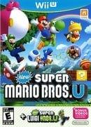 New Super Mario Bros. U + New Super Luigi U