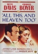 All This, and Heaven Too (1940)