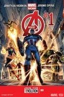 Avengers (2012 - Present)