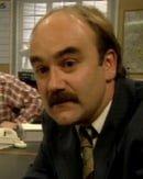 Detective Inspector Derek Grim