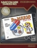 Famicom Mini: Dr. Mario (JP)