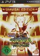 Naruto Shippuden: Ultimate Ninja Storm Revolution - Samurai Edition (PS3)