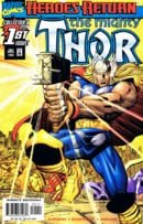 The Mighty Thor #1 Vol 2 July 1998 (Volume 2)