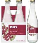 Dry Sparkling Rhubarb