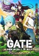Gate: Jieitai Kanochi nite, Kaku Tatakaeri                                  (2015- )
