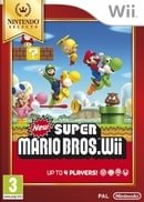 New Super Mario Bros. Wii (Nintendo Selects)