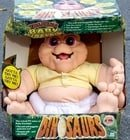 Disney Talking Baby Sinclair 1991 Out of Production Rare Toy