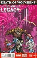 Death of Wolverine Logan Legacy (2014) #1-7
