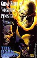 Ghost Rider Wolverine Punisher Dark Design (1994) #1