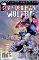 Spider-Man and Wolverine (2003) #1-4