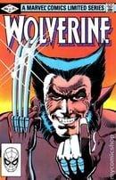 Wolverine (1982 Limited Series) #1-4