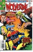 Wolverine (1988) Minus 1 #1