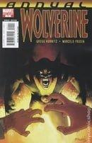 Wolverine (2003 2nd Series) Annual #1-2