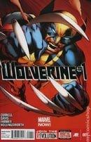 Wolverine (2013 4th Series) #1-13