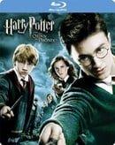 Harry Potter Und Der Orden Des Phonix Blu-Ray Steelbook (Media Markt/Germany)