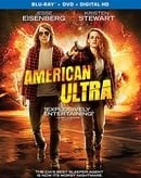 American Ultra (Blu-ray + DVD + Digital HD)