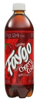 Faygo Cherry Cola