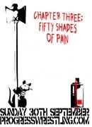 Progress Chapter 3: Fifty Shades of Pain