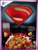 Batman v Superman Caramel Crunch Cereal