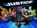 JUSTICE LEAGUE : Earth