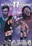 PWG All Star Weekend 11 - Night 2