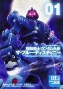 Mobile Suit Gundam - Blue Destiny