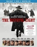The Hateful Eight (Exclusive Lenticular Slip Cover and Bonus Content) [Blu-ray/DVD/Digital HD]
