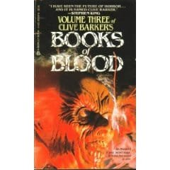 Clive Barker's Books of Blood Volume Three