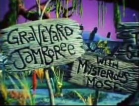 Graveyard Jamboree with Mysterious Mose