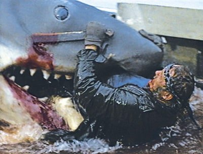 a review of timeless classic movie jaws In this tv movie, dennis weaver is driving down a deserted southern california  as old man  this 1971 made-for-tv movie was one of steven spielberg's auditions for jaws, and the same slickly  audience reviews for duel  into hollywood's most admired, all due to one influential and timeless hit.