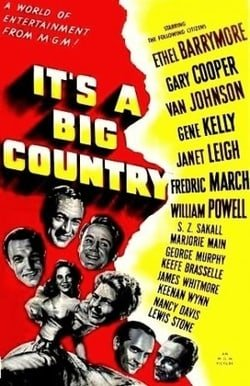It's a Big Country: An American Anthology