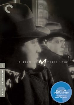 M [Blu-ray] - Criterion Collection