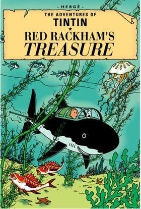 Red Rackham's Treasure (Adventures of Tintin)