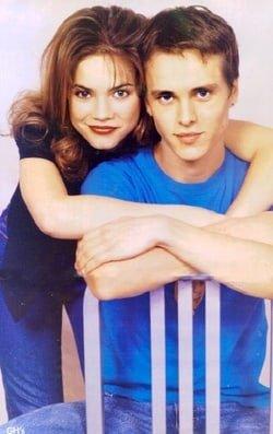 Jonathan Jackson & Rebecca Herbst