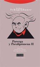 Parerga y Paralipomena II