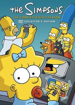 The Simpsons - The Complete Eighth Season