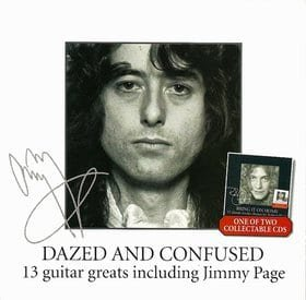 Uncut Dazed and Confused: 13 Guitar Greats Including Jimmy Page