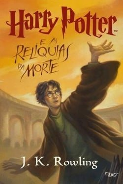 Harry Potter e As Reliquias Da Morte - Harry Potter and the Deathly Hallows (Book 7) (book in portuguese)