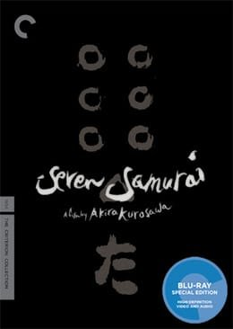 Seven Samurai [Blu-ray] - Criterion Collection